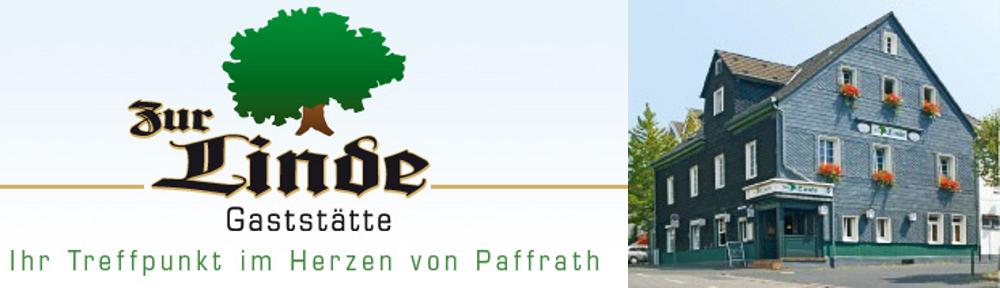 """Gaststätte """"Zur Linde"""" in Bergisch Gladbach"""